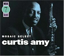 Mosaic Select: Curtis Amy by Curtis Amy (CD, Jan-2005, 3 Discs, Mosaic Select)
