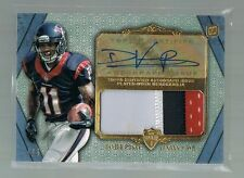 DEVIER POSEY #SAJR-DP 4/5 made 2012 topps supreme Autograph JUMBO PATCH Relic