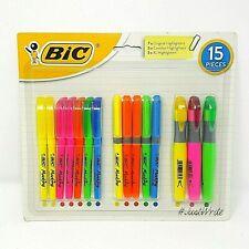 BIC Z4 BRITE LINER Blister pack x2-20pks 40 pens BNIB