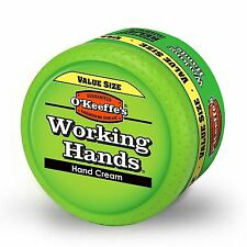 Crema de manos de trabajo o'keeffe para extremadamente secos y agrietados mano 193g valor Size Uk