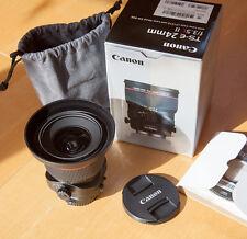 Canon TS-E 24mm F/3.5 L TS II Lens