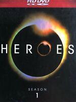 HD DVD - HEROES - SAISON 1