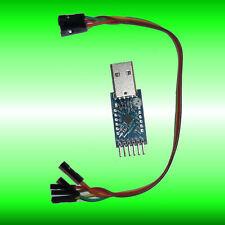 CP2104 Adapter  USB  für Atmel und Bastel-Arduino 5V oder 3,3V Ersatz für FTDI