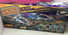 Matchbox Superfast Machines Ultimate Challenge Racing System W-2 1/32 Cars
