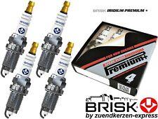 BRISK Iridium Premium+ Plus P9 DR14YIR 1706 Zündkerzen, 4 Stück by Z-E