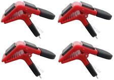 4 x Magnetic Paint Brush Holder Clamp Decorating Tools Lip Bucket Tin Opener