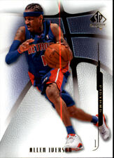 Allen Iverson #61 Upper Deck 2008/09 NBA Basketball Card