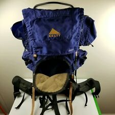 Kelty Trekker Hiking Backpack External Frame Purple Size 3