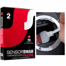 Sensor Cleaning Type 2 Swabs 12 Pack by Photographic Solutions