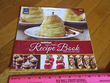 Aldi Holiday Cookbook let Chocolate Coffee Crusted Turkey, Apple Cranbry Rossini