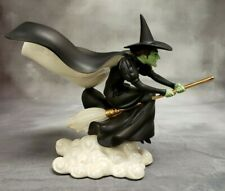 """Lenox Wicked Witch'S Fury Wizard Of Oz Collection Figure 8"""" Witche's Sculpture"""