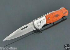 Messer/Jagdmesser/Taschenmesser/ Einhand Messer  im Halfter ca. 20cm #8-1031