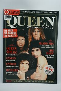 Q Magazine Classic - The Ultimate Collectors Edition - QUEEN : THE INSIDE STORY