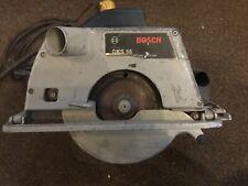 BOSCH GKT 55 GCE 165MM 110V PLUNGE SAW.
