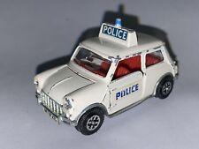 Dinky Toys Mini Police