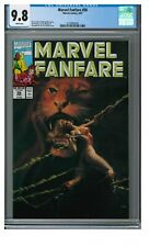 Marvel Fanfare #58 (1991) Sheena Cover CGC 9.8 XX289
