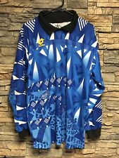 Vintage Lotto Calcio Italia Goalkeeper Soccer Jersey XL All Over Print Mens