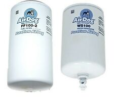 AirDog / Pureflow Replacement Fuel & Water Separator Filters (FF100-2 & WS100)