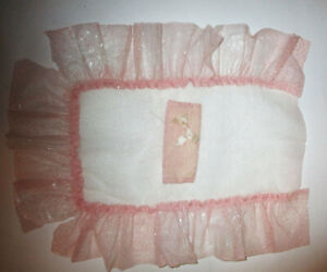 1963 Barbie's Suzy Goose Top for Canopy for Bed and matching Pillow