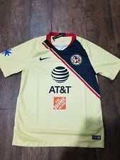 Nike Club America Jersey 100% Authentic 2018/2019 Mexico MEDIUM SIZE