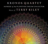 KRONOS QUARTET - SUNRISE OF THE PLANETARY DREAM COLLECTOR  CD NEU RILEY,TERRY