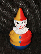 Clown Stehaufmännchen Rolly Toys Vintage