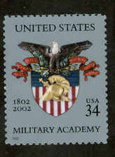 3560 Military Academy US Single Mint/nh (Free shipping offer)