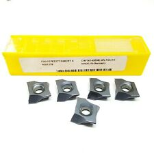 x5 Kennametal D4FIX140608LMN Carbide Inserst Grade KCU10 #RT4