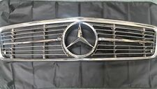 Mercedes Grille Solid Center Star R107 350SL 380SL 450SL 560SL 380SLC 450SLC