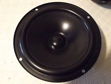 "2 x NOS 6.5"" Bass Units to fit KEF Chorale, Cresta, Cantor & Coda speakers"