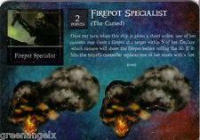 PIRATES OF DAVY JONES CURSE - 033 CURSED FIREPOT SPECIALIST