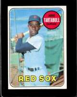 1969 TOPPS #287 JOSE TARTABULL EXMT RED SOX  *XR14449