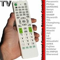 STYLISH Universal LCD LED TV HD Remote Control Auto Programmable Replace NEW