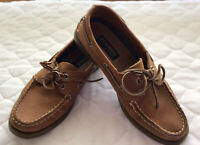 Sperry Top-Sider Woman's Size 7M Leather Loafer