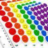Ivy Cancelleria – 1,260 Colori Assortiti Adesivi - Ricompensa - Bambini