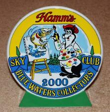 2000 HAMM'S BEER SKY BLUE WATERS COLLECTORS CLUB ANNUAL CONVENTION SOUVENIR
