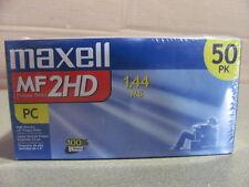 OEM maxwell MF 2HD floppy Disk  50PACK