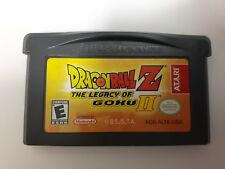 Dragon Ball Z: The Legacy of Goku II (Nintendo Game Boy Advance, 2003)
