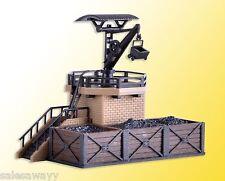 Vollmer 47549 Coaling piccolo con gru, Kit di costruzione, N