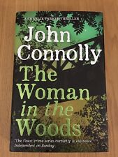John Connolly Signed Book The Woman in the Woods UK 1/1 HBK Mint Condition