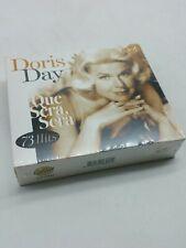 Que Sera, Sera [Goldies] [Box] by Doris Day (CD, 3 Discs, Goldies) d4c