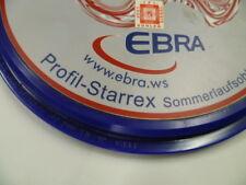 EBRA Eisstock Profil-Starrex Sommerlaufsohle blau 15 S