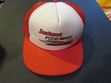 Jackpot Food Mart Screen Printed Baseball Cap