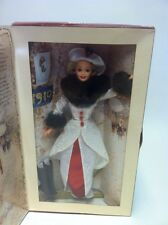 New in Box Holiday Memories 1995 Barbie Doll #14106 Box is Acceptable