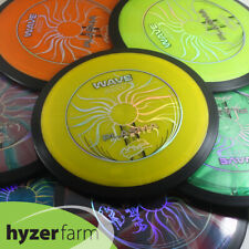 Mvp Plasma Wave *pick your weight and color* Hyzer Farm disc golf driver