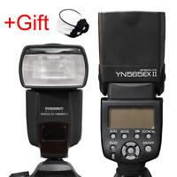 Yongnuo YN560 IV Flash Speedlite for NIKON D7100 D7000 D5100 D3100 Canon 550D 5D