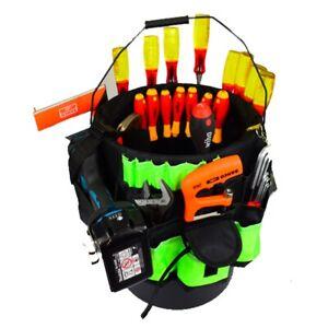 WorkGearUK Tool Bucket Organiser WG-TX10