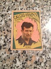 TORINO MORO CALCIO VAV 1950 OTTIMA MAI ATTACCATA TIPO ALBUM CALCIATORI
