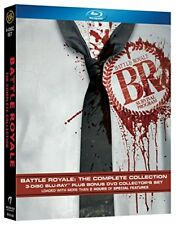 Battle Royale: The Complete Collection [Blu-ray] New DVD! Ships Fast!