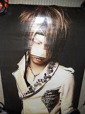the GazettE promo POSTER Japan LIMITED!! C